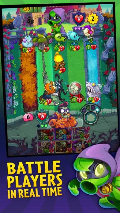 Plants vs Zombies™ Heroes