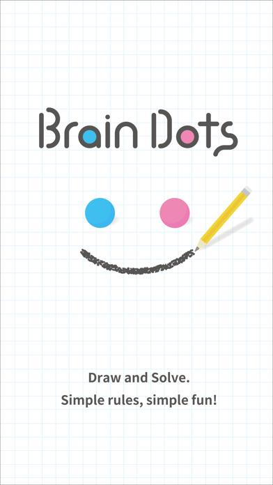Brain Dots - Draw and solve! Brain Training Game