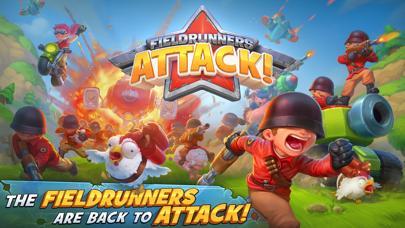 Fieldrunners Attack!