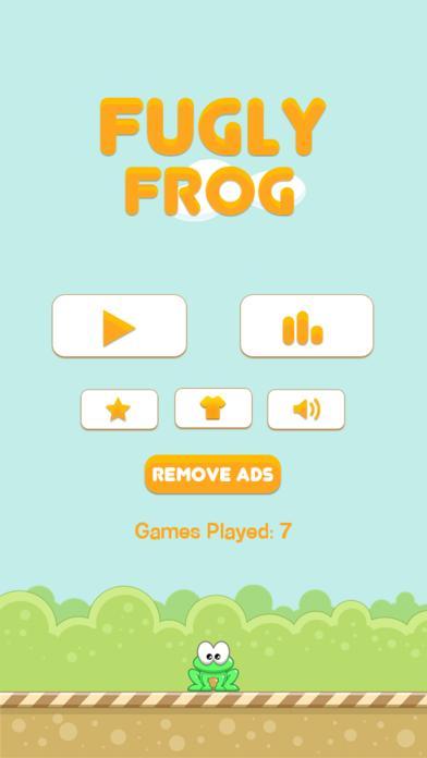 Fugly Frog