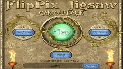 FlipPix Jigsaw - Camouflage