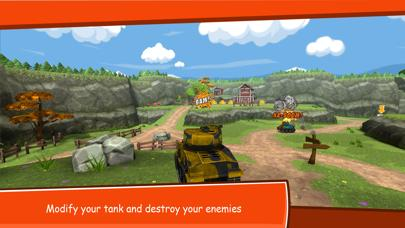 Toon Wars - Tank battles