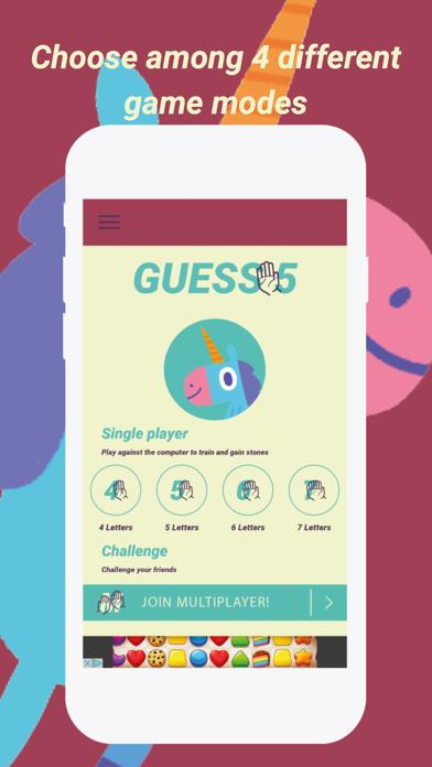 Guess5 - Play Learn Win
