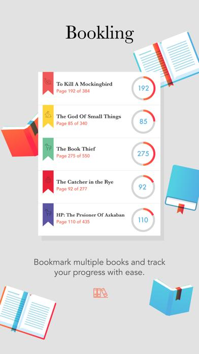 Bookling - Track Your Reading Habits