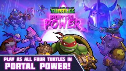 TMNT - Portal Power