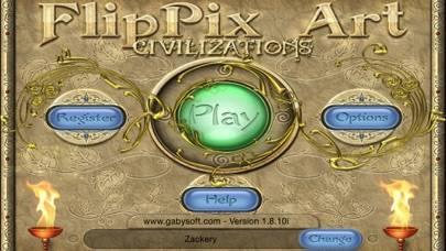 FlipPix Art - Civilizations