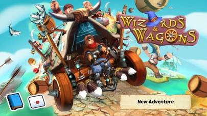 Wizards and Wagons
