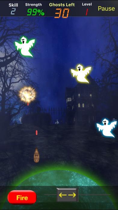 Graveyard Ghosts Attack