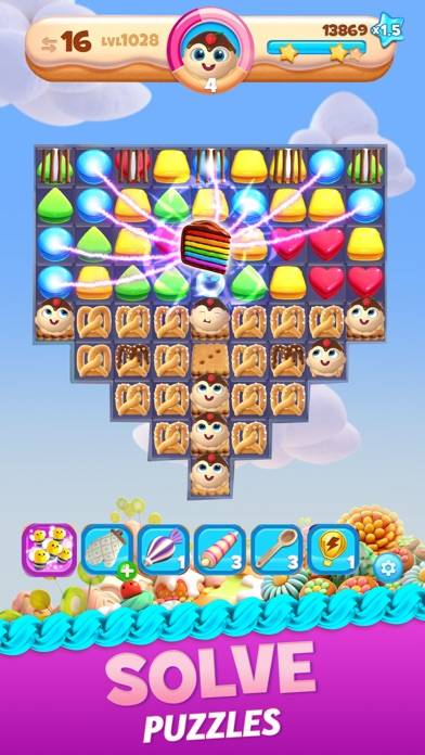 Cookie Jam Blast Walkthrough (iOS)