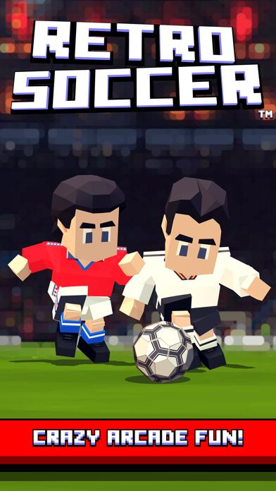 Retro Soccer Walkthrough (iOS)