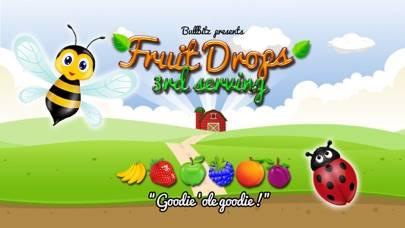 Fruit Drops 3 - Match three puzzle