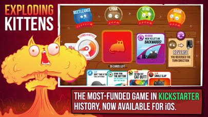 Exploding Kittens - The Official Game