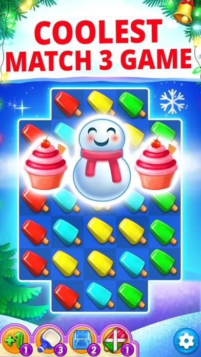 Ice Cream Paradise Walkthrough (iOS)