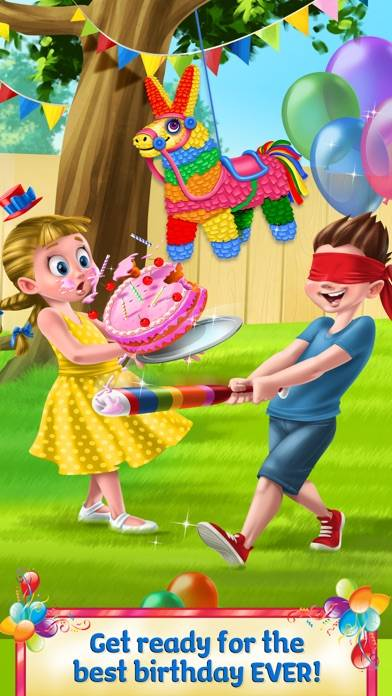 Yummy Birthday - Party Food Maker