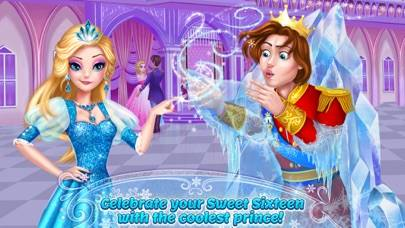 Ice Princess - Frosty Sweet Sixteen