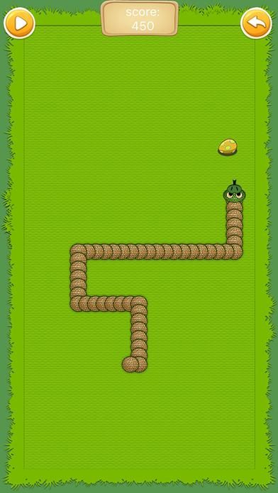 Snake Game Classic 1997 Walkthrough (iOS)