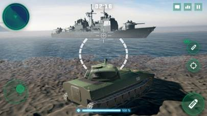 War Machines: 3D Multiplayer Tank Game