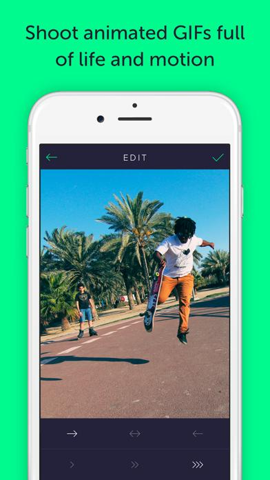 Gifstory - GIF Camera and Editor