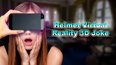 Helmet Virtual Reality 3D Joke Walkthrough (iOS)