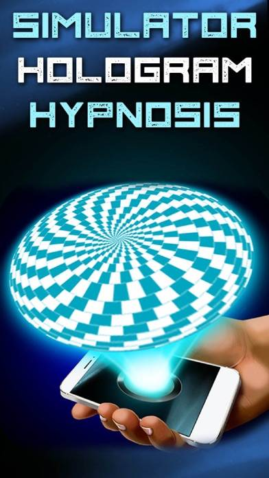 Simulator Hologram Hypnosis Walkthrough (iOS)