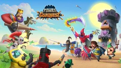 Tower Conquest Walkthrough (iOS)