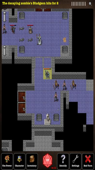 Dungeons of Evermore