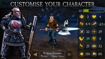 Mordheim: Warband Skirmish Walkthrough (iOS)