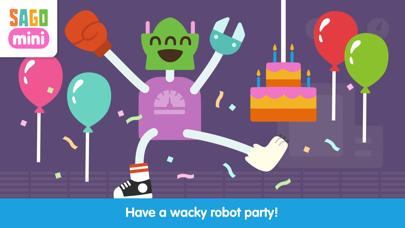 Sago Mini Robot Party