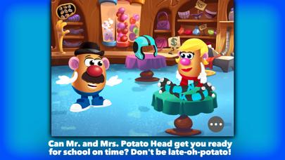 Mr Potato Head: School Rush