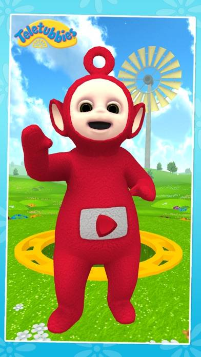 Po - Teletubbies
