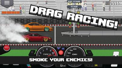Pixel Car Racer Walkthrough (iOS)