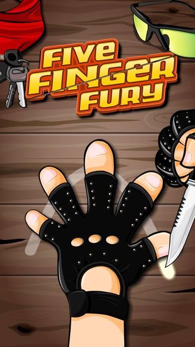Five Finger Fury