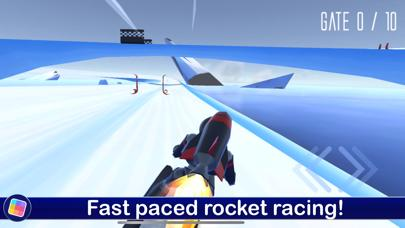 Rocket Ski Racing Walkthrough (iOS)