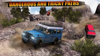 Offroad Driving Adventure 2016 Walkthrough (iOS)