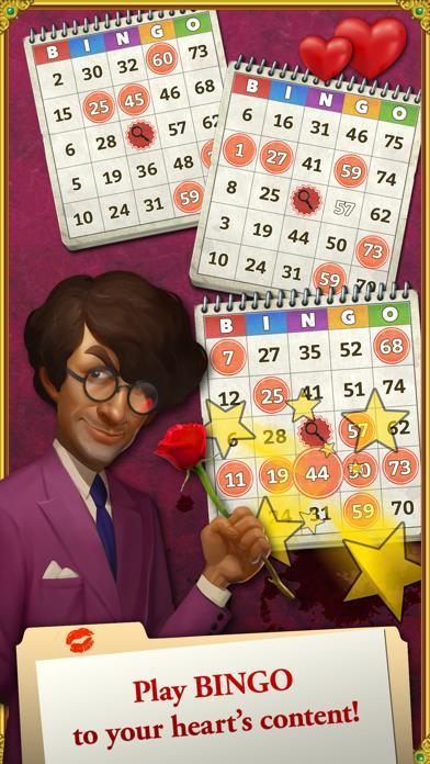 CLUE Bingo: Valentine's Day