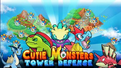Cutie Monsters Tower Defense
