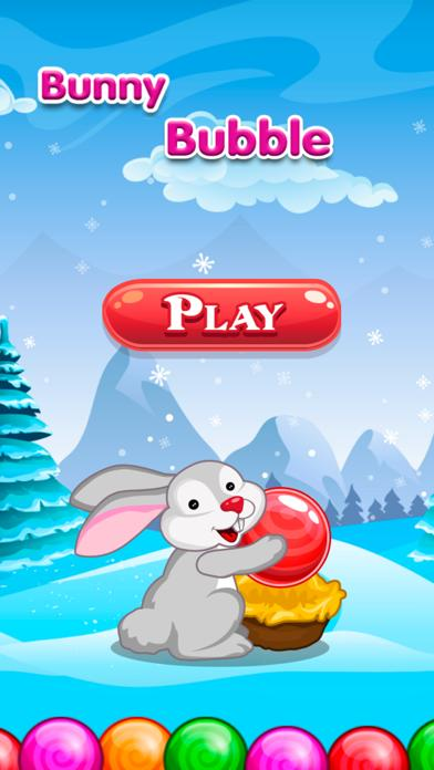 Bunny Bubble:Sweet Valentine's Day 214 Walkthrough (iOS)