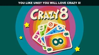 Crazy 8 Multiplayer Walkthrough (iOS)