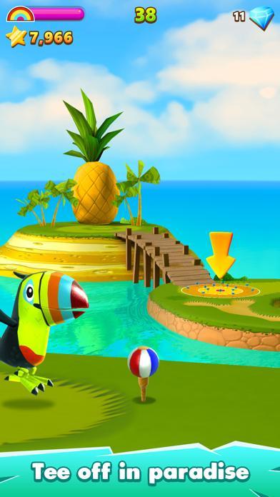 Golf Island Walkthrough (iOS)