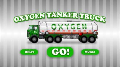 Oxygen Tanker Truck
