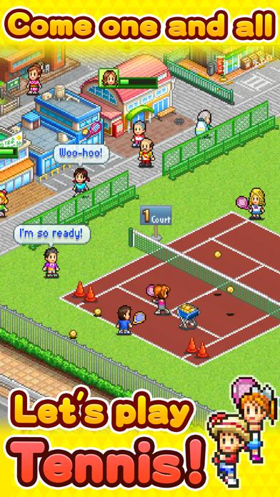 Tennis Club Story Walkthrough (iOS)