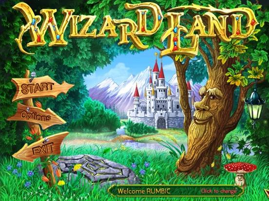 WizardLand (Premium) Walkthrough (iOS)