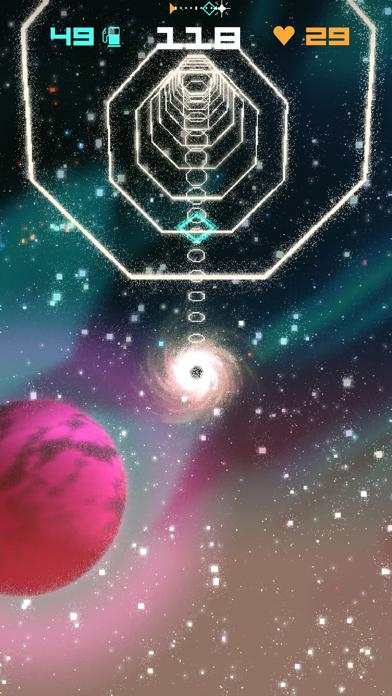 Black Hole Joyrider Walkthrough (iOS)
