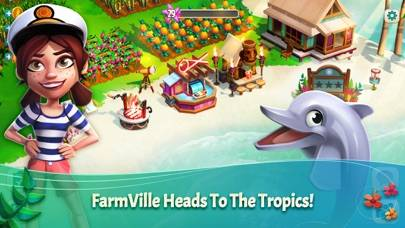 FarmVille: Tropic Escape Walkthrough (iOS)