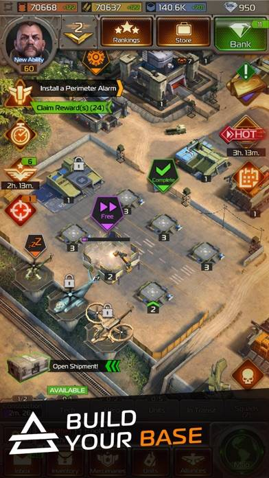 Soldiers Inc: Mobile Warfare Walkthrough (iOS)