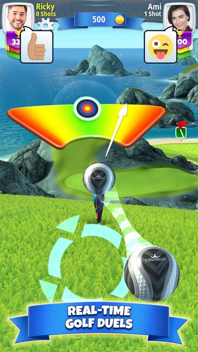 Golf Clash Walkthrough (iOS)