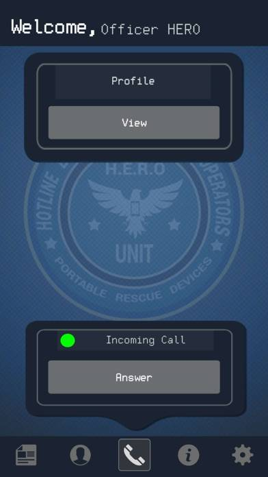HERO Unit - 911 Dispatch Simulator
