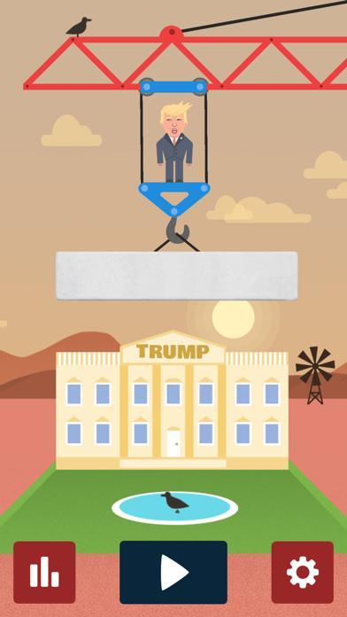 TRUMP'S WALL Walkthrough (iOS)