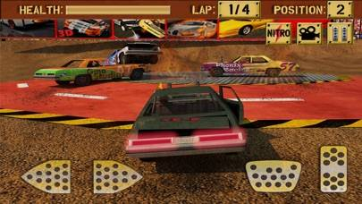 Mad Car Crash Racing Demolition Derby Walkthrough (iOS)