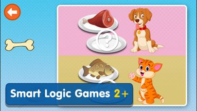 Smart Logic Games for Toddlers